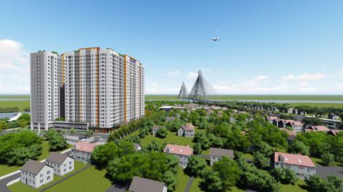 Trả trước 140 triệu, sở hữu căn hộ chung cư TP.HCM gần trạm metro