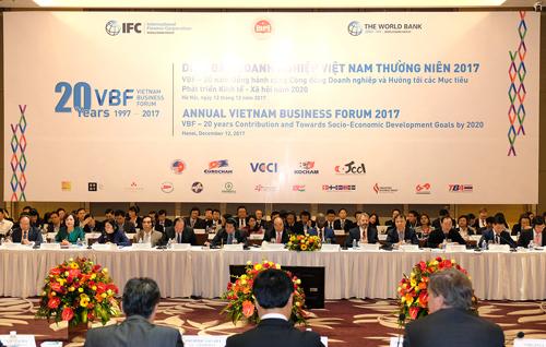Thủ tướng Nguyễn Xuân Phúc,Nguyễn Xuân Phúc,diễn đàn doanh nghiệp
