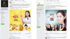 Khó xử phạt thẩm mỹ viện quảng cáo trên facebook, zalo0