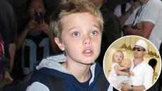 Con gái của Brad Pitt và Angelina Jolie muốn chuyển giới