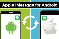 Ứng dụng mới giúp chat iMessage trên smartphone Android