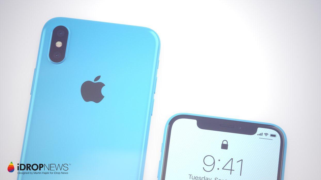 Hình ảnh siêu đẹp về iPhone Xc: phiên bản giá rẻ, vỏ nhựa của iPhone X