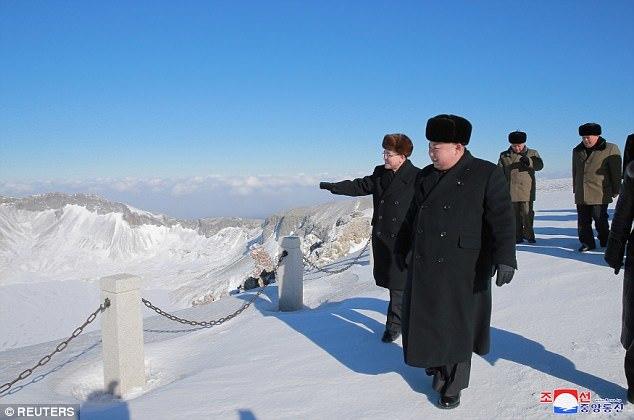Truyền thông Triều Tiên: Kim Jong Un kiểm soát được thời tiết