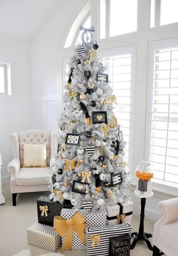 Nhà đẹp lung linh đón Giáng Sinh với những ý tưởng decor hiện đại