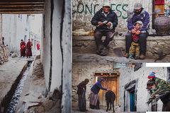 Cuộc sống bí ẩn ở 'vương quốc bị lãng quên' trên dãy Himalaya