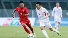 Quân của Ryan Giggs giúp U19 Việt Nam thoát thua U21 Myanmar