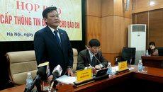 Thứ trưởng Nội vụ: Lúc mất hồ sơ Trịnh Xuân Thanh tôi không phụ trách0