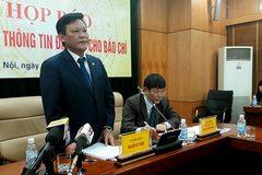 Thứ trưởng Nội vụ: Lúc mất hồ sơ Trịnh Xuân Thanh tôi không phụ trách