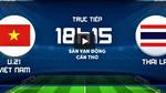U21 Việt Nam 0-0 U21 Thái Lan: Cơ hội liên tiếp (H1)