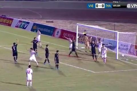 U21 Việt Nam 0-0 U21 Thái Lan