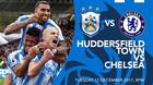 Huddersfield 0-0 Chelsea: Nhập cuộc thăm dò (H1)