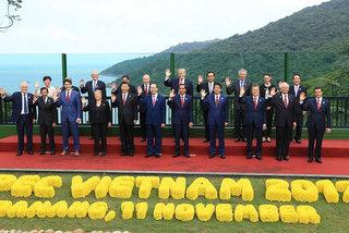 Tổ chức thành công APEC 2017: Làm sâu sắc hơn quan hệ với các đối tác