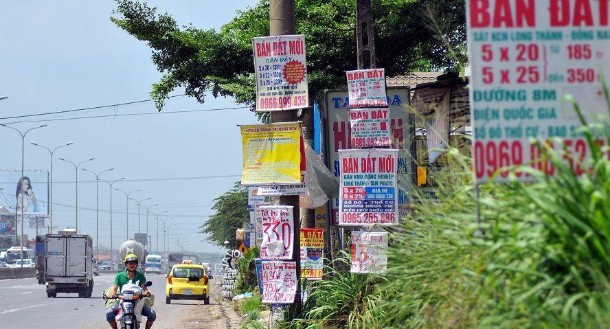 Phân lô bán nền: Cấm dân cứ làm, nhu cầu chẳng bao giờ hết được