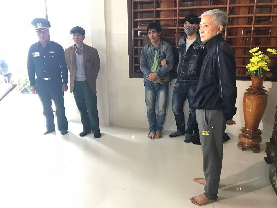 Giấu hàng nghìn viên ma túy vận chuyển từ Lào về Việt Nam