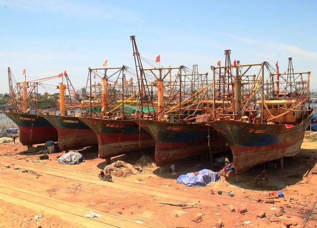 19 tàu vỏ thép hư hỏng, ngư dân tăng bồi thường lên hơn 45 tỷ