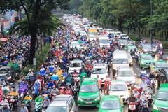 Thu phí ô tô vào trung tâm TP.HCM: Khó giảm ùn tắc, thiếu khả thi