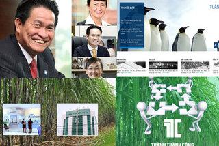 Quên Sacombank, vợ con Đặng Văn Thành xây thế trận mới