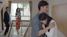 'Ngược chiều nước mắt' tập 25: Anh chồng em dâu bị bắt gặp ôm ấp tình tứ