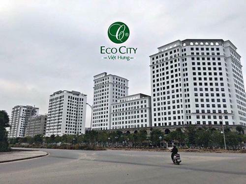 Khai trương nhà mẫu Eco City, quà tặng ngập tràn