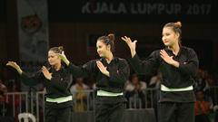 Việt Nam bất ngờ có thêm HCV, đòi lại vị trí thứ 3 SEA Games
