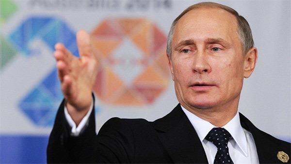 Tổng thống Putin,sức mạnh của Nga,Trung Đông
