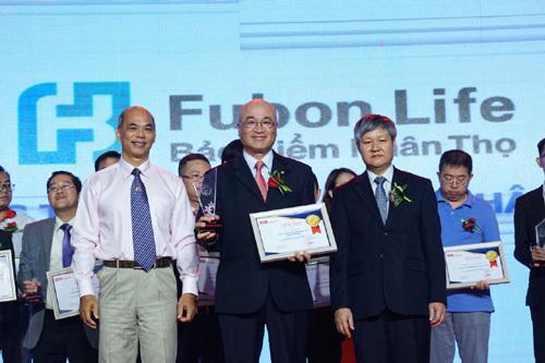 Fubon Life vào Top 100 Sản Phẩm Dịch Vụ Tin&Dùng