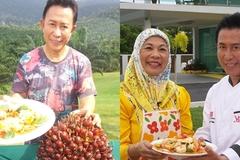 Khám phá Malaysia cùng đầu bếp nổi tiếng thế giới Martin Yan