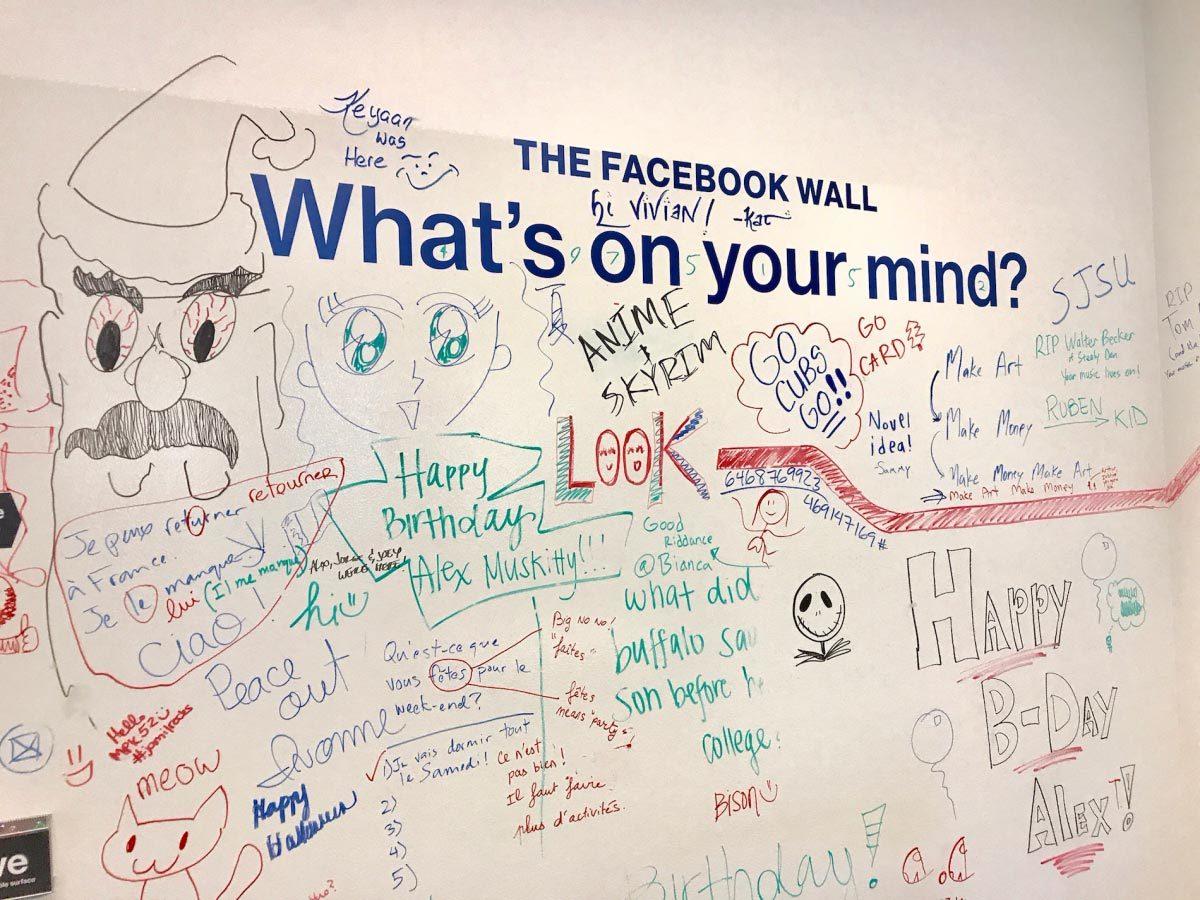 Một ngày làm việc của phó giám đốc Facebook
