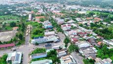 Bất động sản Thủ Thừa - Long An hút nhà đầu tư0
