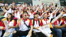 HDBank gắn bó với thể thao: Quảng cáo là chuyện nhỏ