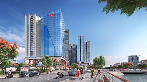 Hinode City - luồng gió mới thị trường căn hộ cao cấp