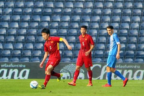 U23 Việt Nam 1-2 U23 Uzbekistan