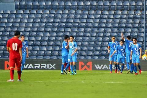 U23 Việt Nam 0-1 U23 Uzbekistan
