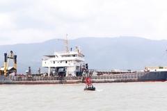Nạo vét, mở luồng tạm vào cảng Quy Nhơn
