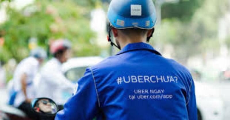 Bắt tài xế Uber cướp tài sản, hiếp dâm nữ hành khách