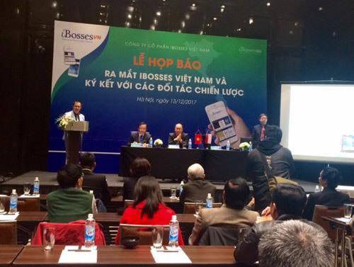 IBosses Việt Nam: Đào tạo tư duy khởi nghiệp