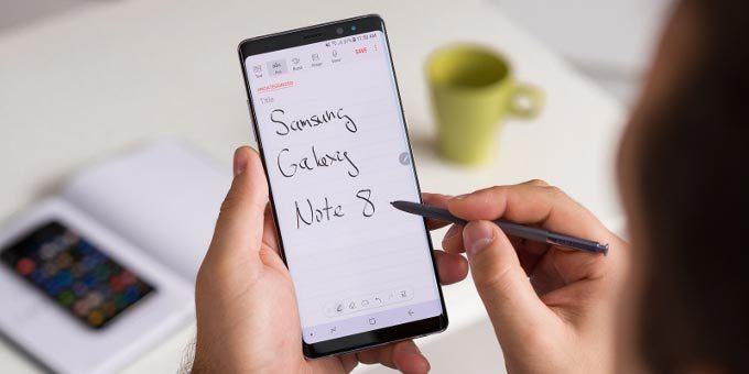 Galaxy S9,Galaxy Note 9,iPhone X,Samsung,Apple,Google,Sony,HTC,smartphone