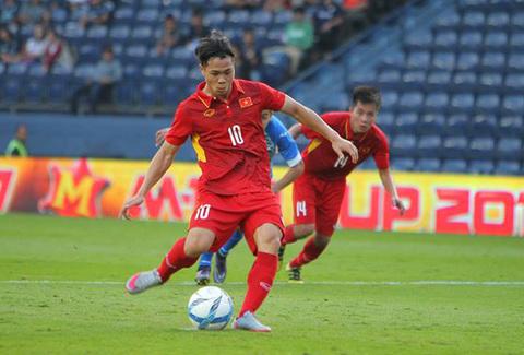 U23 Việt Nam 1-1 U23 Uzbekistan