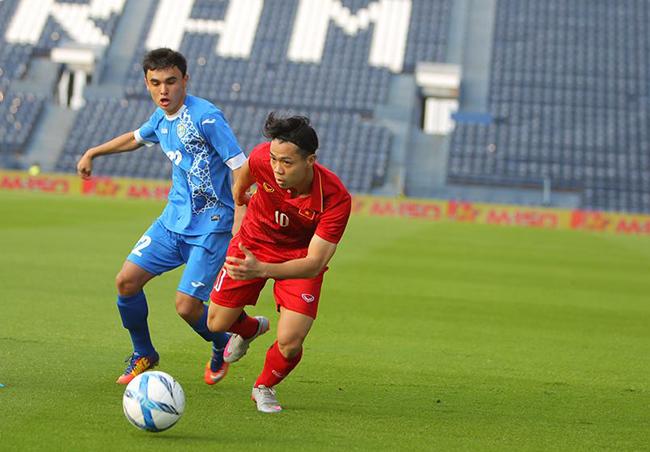 '. U23 Việt Nam trước giờ G: Lời nhắn nhủ gửi HLV Park Hang Seo .'