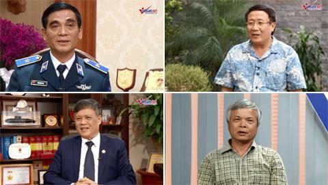 Khó nói hết những kỷ niệm với VietNamNet