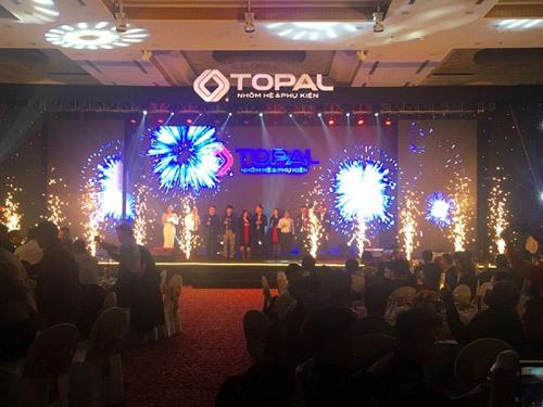 Austdoor ra mắt thương hiệu nhôm Topal