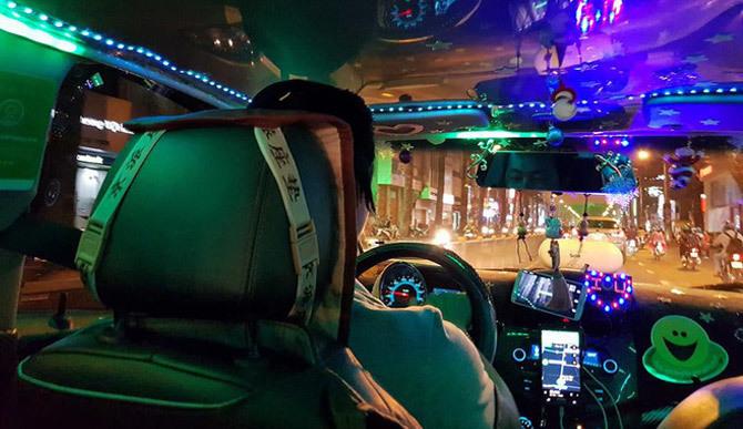 Taxi,tài xế taxi