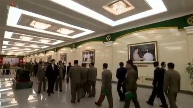 Truyền hình Triều Tiên để lộ ảnh bom hạt nhân