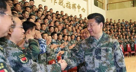 PLA,Quân đội Trung Quốc,Tập Cận Bình,Chiến tranh mạng,con đường tơ lụa trên biển
