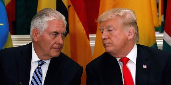 Ngoại trưởng Mỹ lộ kế hoạch phòng bất trắc về vũ khí Triều Tiên