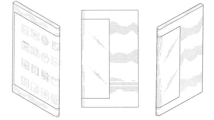 Samsung sẽ ra mắt smartphone màn hình tràn từ trước ra sau?