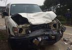 Xe biển xanh tông 3 người chết: Phó Chủ tịch huyện ngồi trong xe