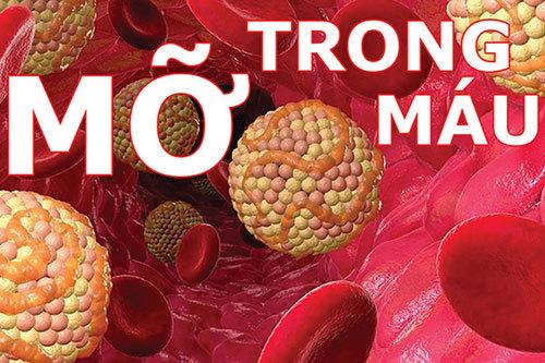 6 tác hại của bệnh máu nhiễm mỡ cực kỳ nguy hiểm