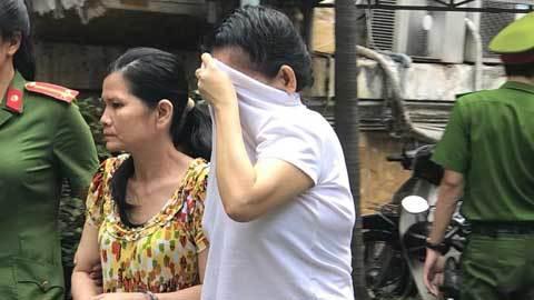 Người đàn bà chuyên nghề 'chôm chỉa' ở chung cư Sài Gòn