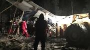 Máy bay Canada rơi khi vừa cất cánh